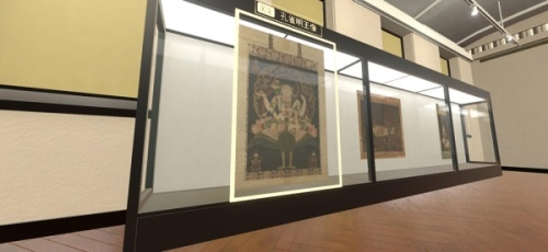 バーチャル特別展「アノニマス —逸名の名画—」(イメージ)