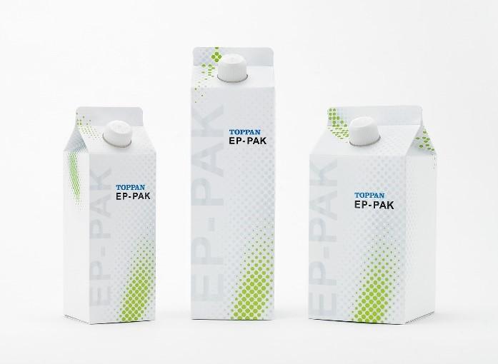 環境配慮型紙容器 「EP-PAK」
