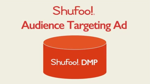 シュフー 凸版 Shufoo! Audience Targrting Ad
